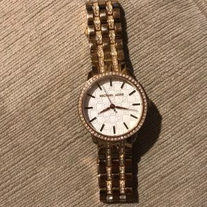 Michael Kors Gold Watch